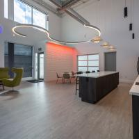 Squiggle - APP11 - Medgar Lighting & Controls Inc. Offices
