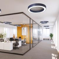 Ring Acoustic Panels - Office