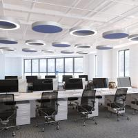 Circles Acoustic Panels - Office