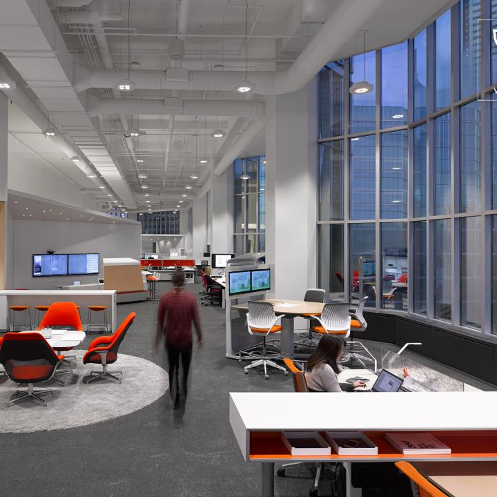 Steelcase WorkLife Toronto - AWARD WINNING!